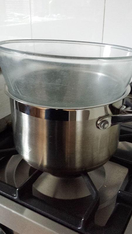 2. pot & bowl