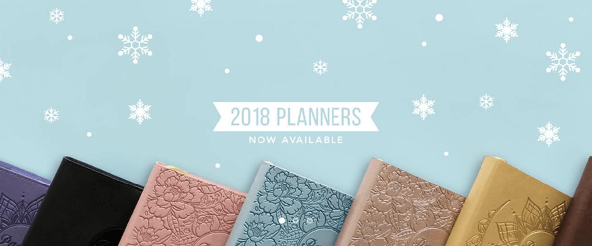 best planner for 2018