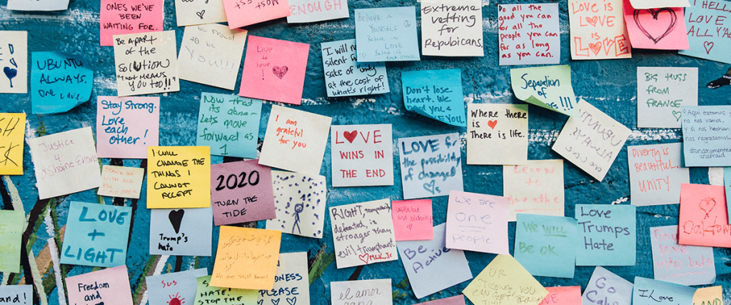 Share Love Notes - Ideas to Live By